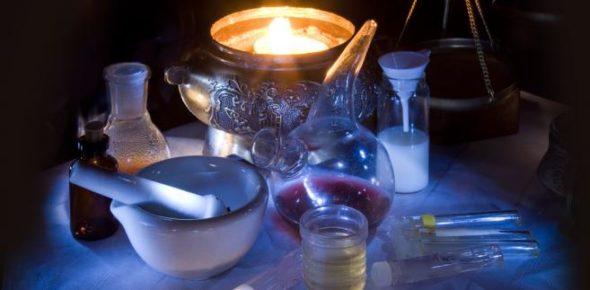 Rehabilitacja alchemii