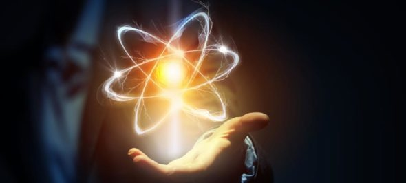 Historia atomu w historii ziemi