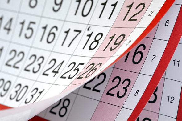 Czy należy zmienić kalendarz?