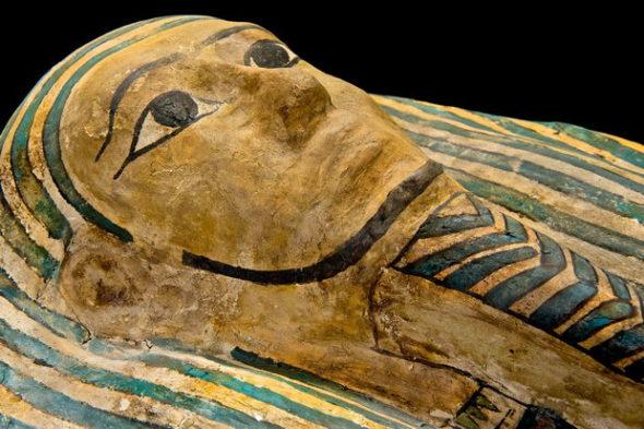 Odkrycie Mumii Egipskiej