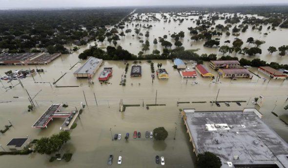 Tragedia ziemi amerykańskiej