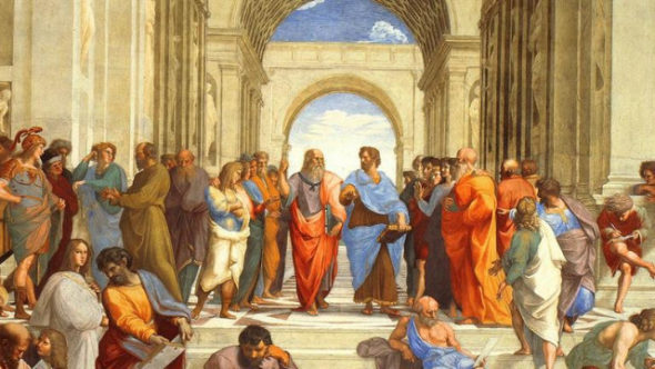 Filozofia grecka w oczach angielskiego materialisty dziejowego